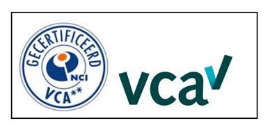 Logo NCI VCA